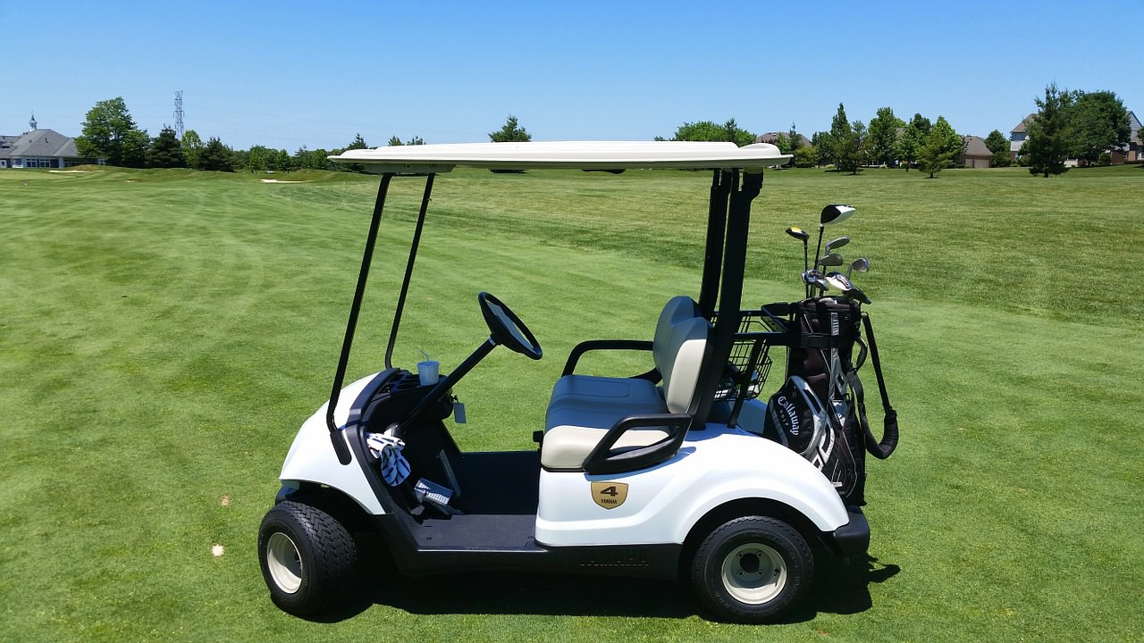 Build Your Own Golf Cart