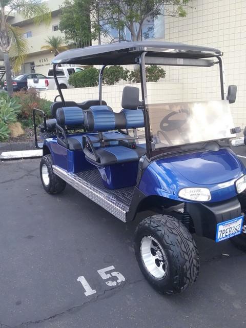 rebuild golf cart