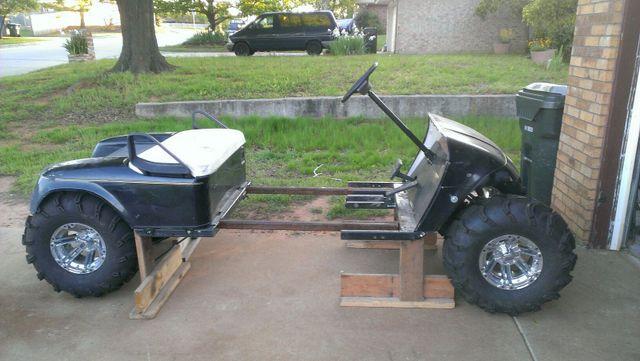 lift golf cart